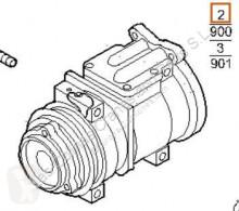 Pièces détachées PL Iveco Eurotech Compresseur de climatisation Compresor Aire Acond (MP) FSA (4 pour camion (MP) FSA (440 E 43) [10,3 Ltr. - 316 kW Diesel] occasion