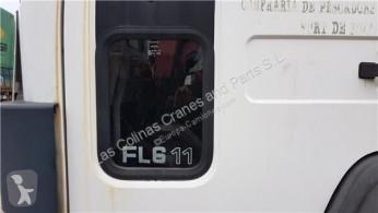 Ricambio per autocarri Volvo FL Vitre latérale LUNA Lateral Izquierda 6 611 pour camion 6 611 usato