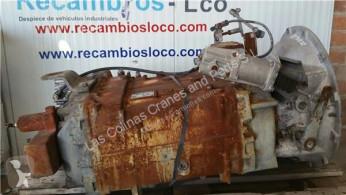 ZF Boîte de vitesses Caja Cambios Manual pour camion tweedehands versnellingsbak