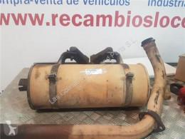 Ricambio per autocarri Nissan Pot d'échappement SILENCIADOR L - 45.085 PR / 2800 / 4.5 / 63 KW [3,0 Ltr. pour camion L - 45.085 PR / 2800 / 4.5 / 63 KW [3,0 Ltr. - 63 kW Diesel] usato