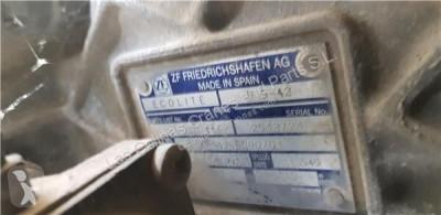 达夫 Boîte de vitesses ZF Caja Cambios Manual Serie 45.160 E2 FG Dist.ent.ej. 4400 ZGG pour camion Serie 45.160 E2 FG Dist.ent.ej. 4400 ZGG7.5 [5,9 Ltr. - 118 kW Diesel] 变速箱 二手