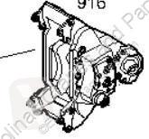 Repuestos para camiones Iveco Eurotech Étrier de frein Pinza Freno Eje Delantero Derecho (M pour camion (MP) FSA (440 E 43) [10,3 Ltr. - 316 kW Diesel] usado