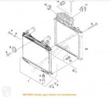 Peças pesados MAN TGA Refroidisseur intermédiaire Intercooler 18.480 FHLC pour tracteur routier 18.480 FHLC usado