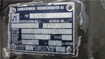 Volvo Getriebe FL Boîte de vitesses ZF Caja Cambios Manual 6 611 pour camion 6 611