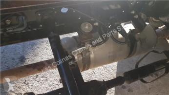 Pièces détachées PL Mitsubishi Canter Pot d'échappement SILENCIADOR EURO 5/EEV (07.2009->) 5S13 [3,0 L pour camion EURO 5/EEV (07.2009->) 5S13 [3,0 Ltr. - 96 kW Diesel] occasion