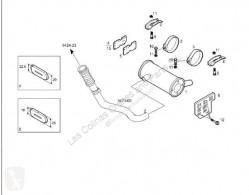 Échappement Iveco Eurotech Pot d'échappement SILENCIADOR (MP) FSA (440 E 43) pour tracteur routier (MP) FSA (440 E 43) [10,3 Ltr. - 316 kW Diesel]