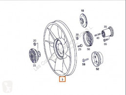 Pièces détachées PL OM Visco-coupleur Ventilador Viscoso Mercedes-Benz Atego 4-Cilindros 4x2/BM 970/2/ pour camion MERCEDES-BENZ Atego 4-Cilindros 4x2/BM 970/2/5/6 815 (4X2) 904 LA [4,3 Ltr. - 112 kW Diesel ( 904 LA)] occasion