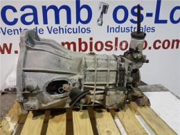 Skrzynia biegów Iveco Boîte de vitesses Caja Cambios Manual 2826 11F96 pour camion 2826 11F96