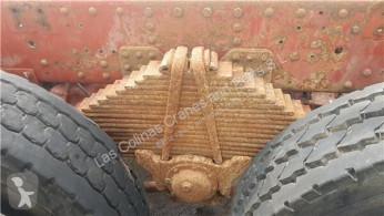 Piese de schimb vehicule de mare tonaj Iveco Ressort à lames Ballesta Bogie 260 PAC 26 DUMOPER 6X6 CABINA MORRO pour camion 260 PAC 26 DUMOPER 6X6 CABINA MORRO second-hand