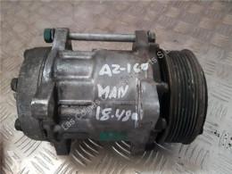 Pièces détachées PL MAN TGA Compresseur de climatisation Compresor Aire Acond 18.480 FHLC pour camion 18.480 FHLC occasion