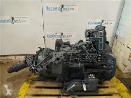 Boîte de vitesse Scania Boîte de vitesses Caja Cambios Manual Serie 4 (P/R 124 C)(1996->) FG 40 pour camion Serie 4 (P/R 124 C)(1996->) FG 400 (6X4) E2 [11,7 Ltr. - 294 kW Diesel]