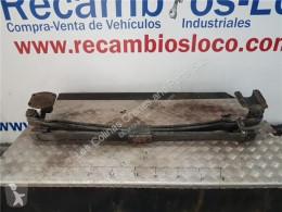 Pièces détachées PL Nissan Cabstar Ressort à lames Ballesta Eje Trasero Izquierda 35.13 pour camion 35.13 occasion