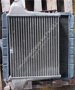 Repuestos para camiones Iveco Eurocargo Radiateur de refroidissement du moteur Radiador pour camion sistema de refrigeración usado