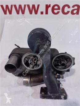 Repuestos para camiones Renault Magnum Radiateur d'huile moteur Enfriador Aceite E.TECH 480.26 pour camion E.TECH 480.26 usado