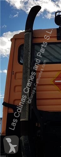 Repuestos para camiones sistema de escape tubo de escape MAN Tuyau d'échappement Tubo Escape 27-342 5000 pour camion 27-342 5000