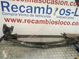 Repuestos para camiones Nissan Cabstar Ressort à lames Ballesta Eje Delantero Izquierdo E 120.35 pour camion E 120.35 usado
