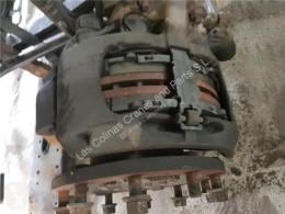 MAN TGA Étrier de frein Pinza Freno Eje Delantero Izquierdo 18.480 FHLC pour camion 18.480 FHLC truck part used