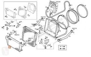 Refroidissement Iveco Radiateur de refroidissement du moteur Radiador SuperCargo (ML) FKI 180 E 27 [7,7 Ltr pour camion SuperCargo (ML) FKI 180 E 27 [7,7 Ltr. - 196 kW Diesel]