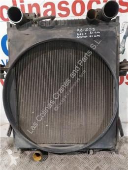 قطع غيار الآليات الثقيلة refroidissement Renault Midlum Radiateur de refroidissement du moteur Radiador FG XXX.10 E5 [4,8 Lt pour camion FG XXX.10 E5 [4,8 Ltr. - 161 kW Diesel]