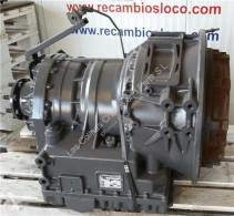 Boîte de vitesses Caja De Cambios Automatica pour camion boîte de vitesse occasion