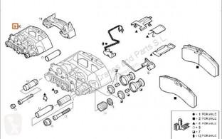 Pièces détachées PL Iveco Trakker Étrier de frein Pinza Freno Eje Delantero Izquierdo Cabina adelant pour camion Cabina adelant. volquete 260 (6x4) [7,8 Ltr. - 259 kW Diesel] occasion