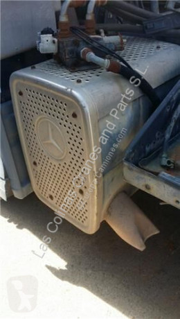 Tuyau d'échappement OM Tuyau d'échappement Tubo Escape Mercedes-Benz Actros 2-Ejes 6-cil. Serie/BM 1835 (4 pour camion MERCEDES-BENZ Actros 2-Ejes 6-cil. Serie/BM 1835 (4X2) 501 LA [12,0 Ltr. - 260 kW V6 Diesel ( 501 LA)]