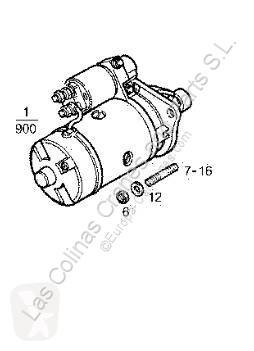 Repuestos para camiones Iveco Démarreur BOSCH Motor Arranque SuperCargo (ML) FKI 180 E 27 [7 pour camion SuperCargo (ML) FKI 180 E 27 [7,7 Ltr. - 196 kW Diesel] sistema eléctrico sistema de arranque motor de arranque usado