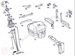 Repuestos para camiones OM Capteur Aforador Mercedes-Benz Atego 4-Cilindros 4x2/BM 970/2/5/6 815 pour camion MERCEDES-BENZ Atego 4-Cilindros 4x2/BM 970/2/5/6 815 (4X2) 904 LA [4,3 Ltr. - 112 kW Diesel ( 904 LA)] usado