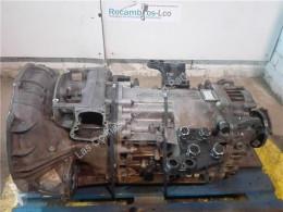 Скоростна кутия OM Boîte de vitesses Tapa Carter Delantero Caja Cambios Mercedes-Benz Axor 2 - Ejes pour camion MERCEDES-BENZ Axor 2 - Ejes Serie / BM 944 1843 4X2 457 LA [12,0 Ltr. - 315 kW R6 Diesel ( 457 LA)]