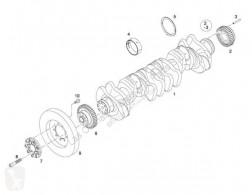 Repuestos para camiones motor cigüeñal MAN TGA Vilebrequin Cigueñal 18.480 FAC pour tracteur routier 18.480 FAC
