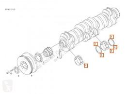 Pièces détachées PL MAN Vilebrequin Cigueñal M2000L/M2000M 18.2X4 E2 FGFE MLC 18.284 E2 (E) pour camion M2000L/M2000M 18.2X4 E2 FGFE MLC 18.284 E2 (E) [6,9 Ltr. - 206 kW Diesel] occasion