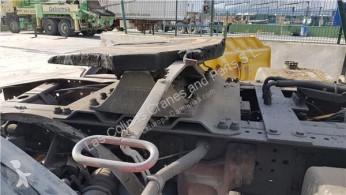 Sellette Iveco Eurotech Sellette d'attelage Teja Quinta Rueda (MP) FSA (440 pour tracteur routier (MP) FSA (440 E 43) [10,3 Ltr. - 316 kW Diesel]