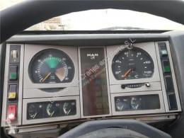 Système électrique MAN Tableau de bord Cuadro Instrumentos M2000L/M2000M 18.2X4 E2 Chasis LLC pour camion M2000L/M2000M 18.2X4 E2 Chasis LLC 18.284 E2 (E) [6,9 Ltr. - 206 kW Diesel]