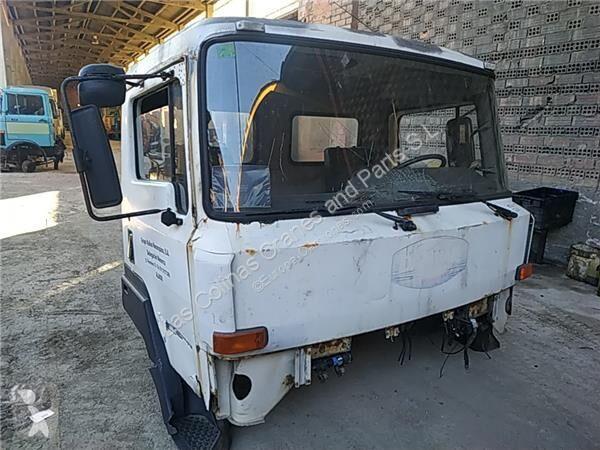 Voir les photos Pièces détachées PL Nissan Eco Cabine Cabina Completa   - T 160.75/117 KW/E2 Chasis / 3230 / pour camion   - T 160.75/117 KW/E2 Chasis / 3230 / 7.49 [6,0 Ltr. - 117 kW Diesel]