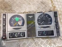 MAN 25 Tableau de bord Cuadro Instrumentos M 2000 M .2X4 E2 Chasis MNLC pour camion M 2000 M .2X4 E2 Chasis MNLC .284 E 2 [6,9 Ltr. - 206 kW Diesel] système électrique occasion