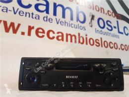 Pièces détachées PL Renault Premium Autoradio Radio / Cd Distribution 420.18 pour camion Distribution 420.18 occasion