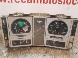 MAN electric system Tableau de bord Cuadro Instrumentos M2000L/M2000M 18.2X4 E2 FGFE MLC 18.28 pour camion M2000L/M2000M 18.2X4 E2 FGFE MLC 18.284 E2 (E) [6,9 Ltr. - 206 kW Diesel]