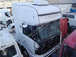 Cabine / carrosserie Scania Toit ouvrant Spoiler Techo Solar Serie 4 (P/R 124 C)(1996->) FG 42 pour tracteur routier Serie 4 (P/R 124 C)(1996->) FG 420 (4X2) E3 [11,7 Ltr. - 309 kW Diesel]