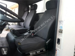 Kabina / Karoseria MAN LC Siège Asiento Delantero Izquierdo L2000 8.103-8.224 EUROI/II Chasi pour camion L2000 8.103-8.224 EUROI/II Chasis 8.163 F / E 2 [4,6 Ltr. - 114 kW Diesel]