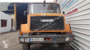 Repuestos para camiones Iveco Pare-chocs Paragolpes Delantero 260 PAC 26 DUMOPER 6X6 CABINA MORRO pour camion 260 PAC 26 DUMOPER 6X6 CABINA MORRO usado