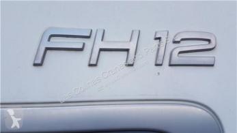 Cabine / carrosserie Volvo FH Revêtement Anagrama 12 2002 -> FG LOW 4X2 [12,1 Ltr. - 338 kW pour camion 12 2002 -> FG LOW 4X2 [12,1 Ltr. - 338 kW Diesel (D12D460)]