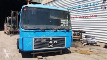 Repuestos para camiones MAN Cabine Cabina Completa 24.372 6x2 pour tracteur routier 24.372 6x2 cabina / Carrocería usado
