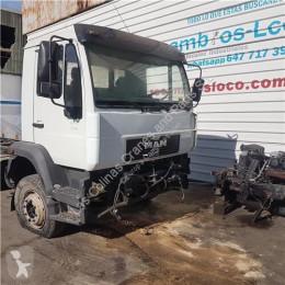 قطع غيار الآليات الثقيلة مقصورة / هيكل MAN Cabine Cabina Completa M 2000 L 12.224 LC, LLC, LRC, LLRC pour camion M 2000 L 12.224 LC, LLC, LRC, LLRC