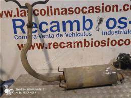 Ricambio per autocarri Nissan Trade Pot d'échappement SILENCIADOR 2.8 Diesel pour camion 2.8 Diesel usato