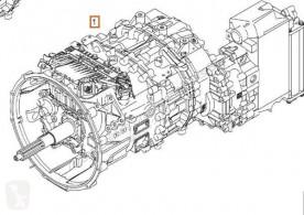 MAN TGA Boîte de vitesses Caja De Cambios Automatica 18.480 FAC pour tracteur routier 18.480 FAC boîte de vitesse occasion