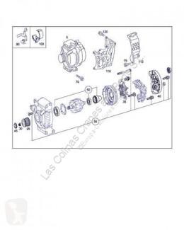 Peças pesados sistema elétrico alternador Alternateur Alternador Mercedes-Benz Vito Furgón (639)(06.2003->) 2.1 111 C pour véhicule utilitaire MERCEDES-BENZ Vito Furgón (639)(06.2003->) 2.1 111 CDI Compacto (639.601) [2,1 Ltr. - 80 kW CDI CAT]