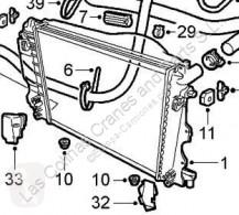 Radiateur d'eau Radiateur de refroidissement du moteur Radiador Saab 9-3 Berlina (2003->) 2002 pour automobile Saab 9-3 Berlina (2003->) 2002