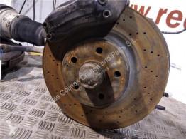 Disco de freno Disque de frein Disco Freno Delantero Izquierdo Mercedes-Benz Clase S Berlina (B pour automobile MERCEDES-BENZ Clase S Berlina (BM 220)(1998->) 3.2 320 CDI (220.026) [3,2 Ltr. - 145 kW CDI CAT]