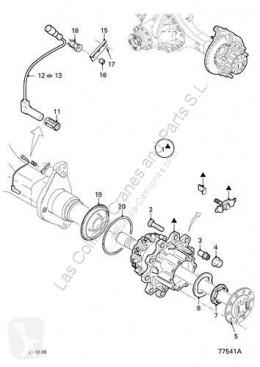 Pièces détachées PL DAF Moyeu Buje Serie XF105.XXX Fg 4x2 [12,9 Ltr. - 340 kW Diesel] pour tracteur routier Serie XF105.XXX Fg 4x2 [12,9 Ltr. - 340 kW Diesel] occasion