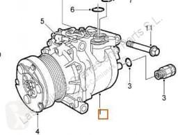 Reservedele til lastbil Compresseur de climatisation Compresor Aire Acondicionado Saab 9-3 Berlina (2003->) 2002 pour automobile Saab 9-3 Berlina (2003->) 2002 brugt